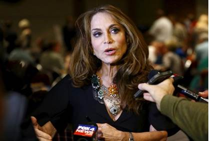 Pamela Geller the anti-Islamist controversialist